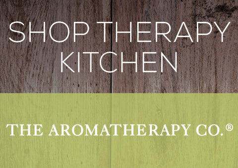 Therapy Kitchen is a culinary inspired range specifically formulated to keep both your kitchen and your hands healthy and germ free.
