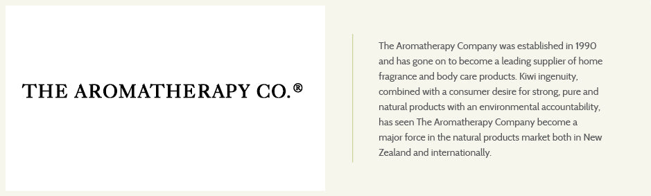 The Aromatherapy Co. Buy Online At Oscura
