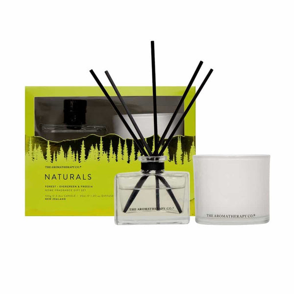 The Aromatherapy Co. Naturals Home Fragrance Gift Set | Forest