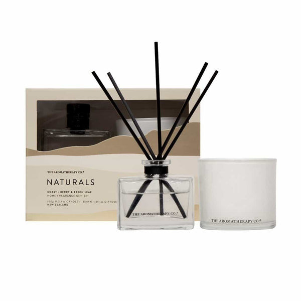 The Aromatherapy Co. Naturals Home Fragrance Gift Set | Coast