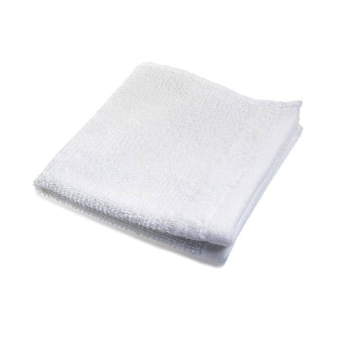 Accessories - Cotton Face Washer 33x33cm - Snow