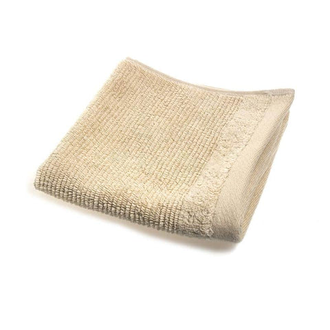 Accessories - Cotton Face Washer 33x33cm - Stone