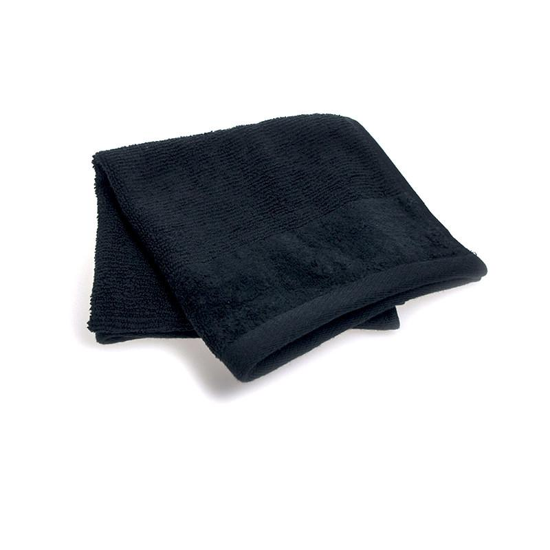 Accessories - Cotton Hand Towel 40x70cm - Black - Oscura - Bath, Body & Home Fragrance