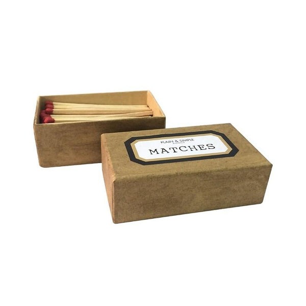 Accessories - Matches - Box