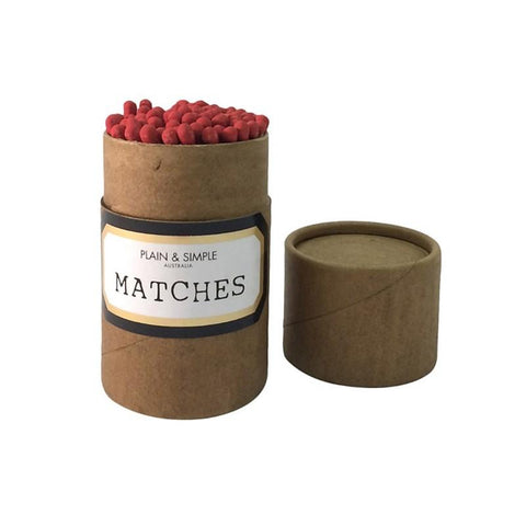 Accessories - Matches - Cylinder