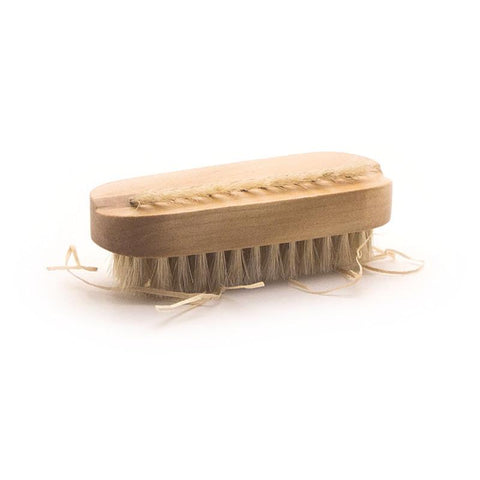 Accessories - Wooden Nail Brush - Double Sided
