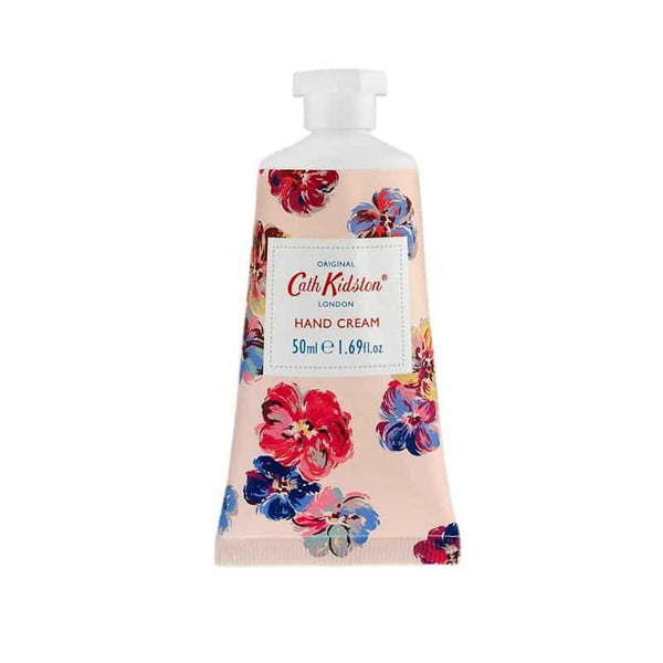 Cath Kidston - Hand Cream 50ml - Guernsey Flowers Design