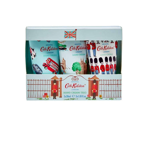 Cath Kidston - Hand Cream Trio 3x30ml - London