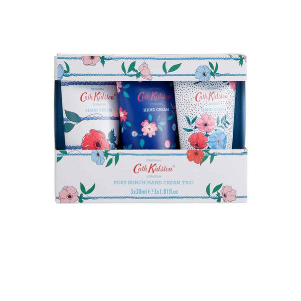 Cath Kidston - Hand Cream Trio 3x30ml - Posy Bunch