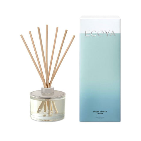 ECOYA - Reed Diffuser 200ml - Spiced Ginger & Musk - Oscura - Bath, Body & Home Fragrance