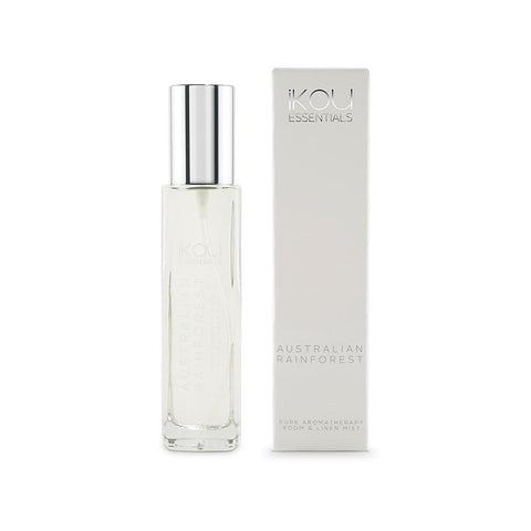 iKOU - Essentials - Room & Linen Mist 100ml - Australian Rainforest