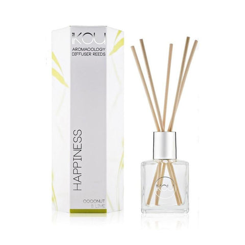 iKOU - Happiness - Diffuser - Coconut & Lime