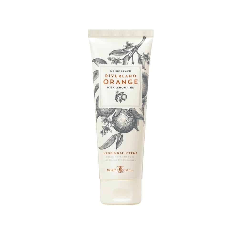 Maine Beach - Riverland Orange - Hand & Nail Cream 50ml