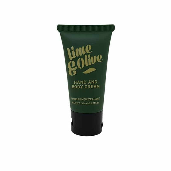 Matakana Botanicals - Provincial - Hand & Body Cream 30ml - Lime & Olive