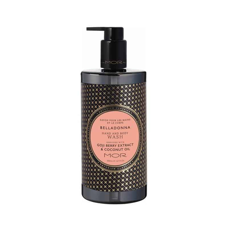 MOR - Emporium Classics - Hand & Body Wash 500ml - Belladonna