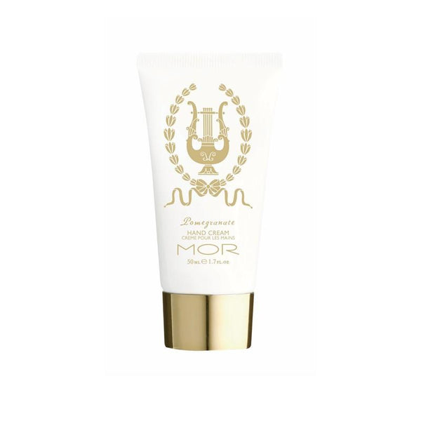 MOR - Little Luxuries - Hand Cream 50ml - Pomegranate