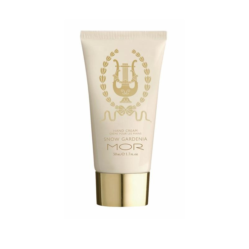 MOR - Little Luxuries - Hand Cream 50ml - Snow Gardenia