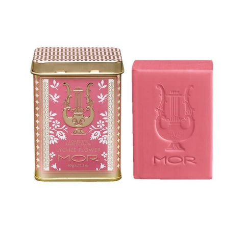MOR - Little Luxuries - Soapette 60g - Lychee Flower