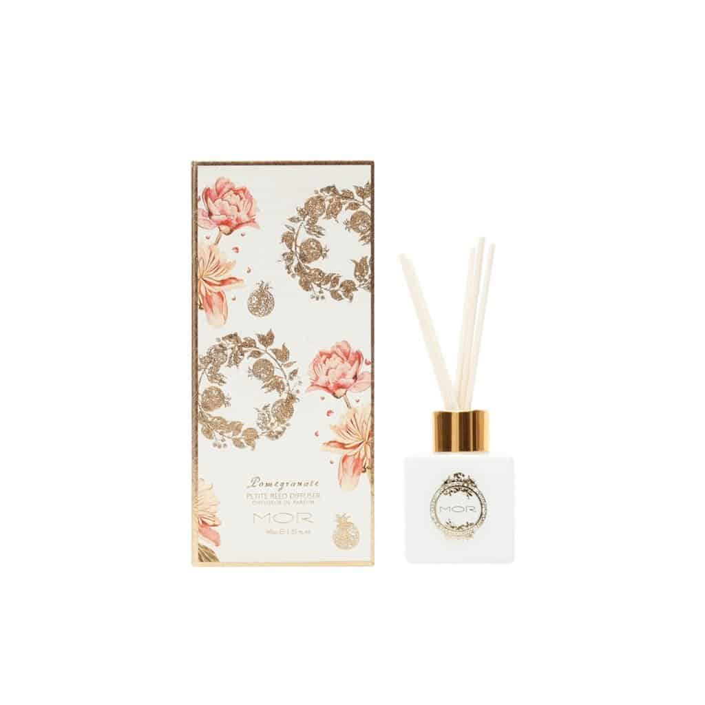 MOR - Petite Reed Diffuser 40ml - Pomegranate