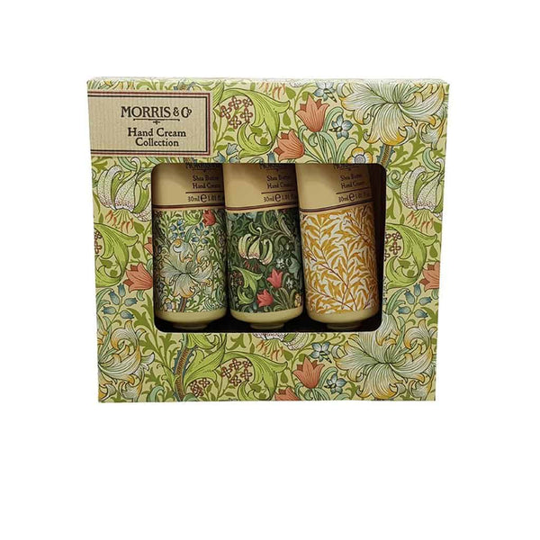 Morris & Co. - Golden Lily - Hand Cream Collection - 3x30ml