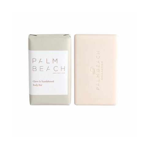 Palm Beach Collection - Body Bar 200g - Clove & Sandalwood