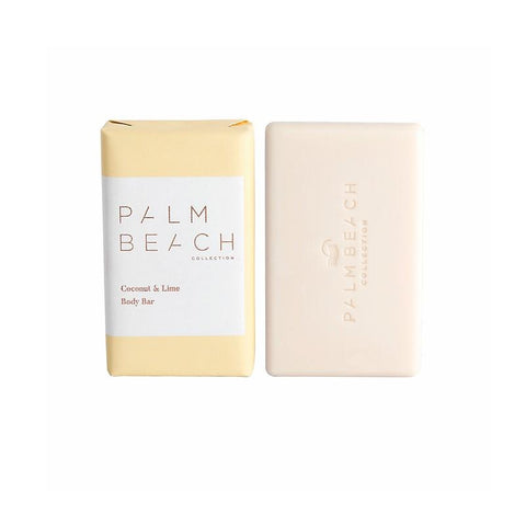 Palm Beach Collection - Body Bar 200g - Coconut & Lime