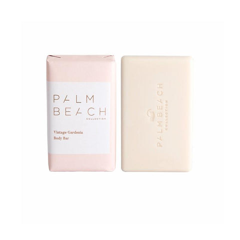 Palm Beach Collection - Body Bar 200g - Vintage Gardenia