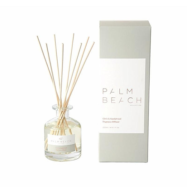 Palm Beach Collection - Fragrance Diffuser 250ml - Clove & Sandalwood