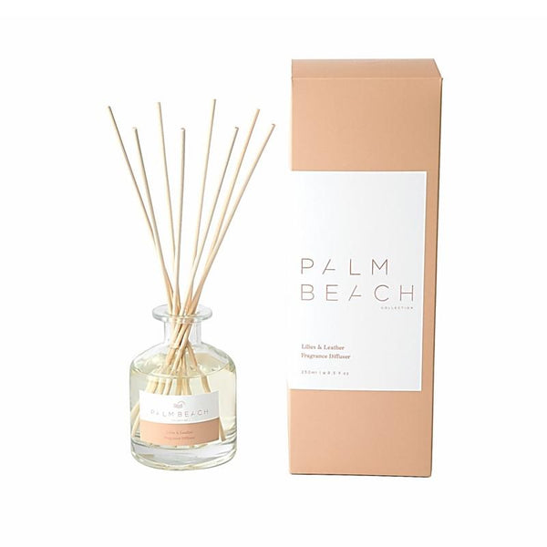 Palm Beach Collection - Fragrance Diffuser 250ml - Lilies & Leather