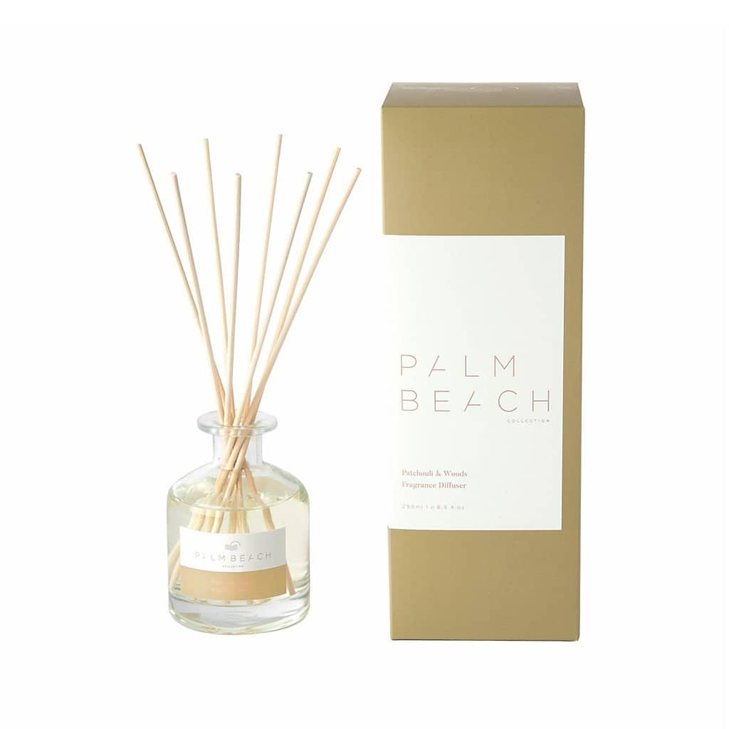 Palm Beach Collection - Fragrance Diffuser 250ml - Patchouli & Woods
