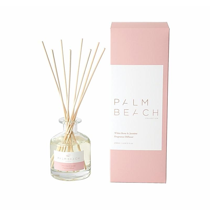 Palm Beach Collection - Fragrance Diffuser 250ml - White Rose & Jasmine