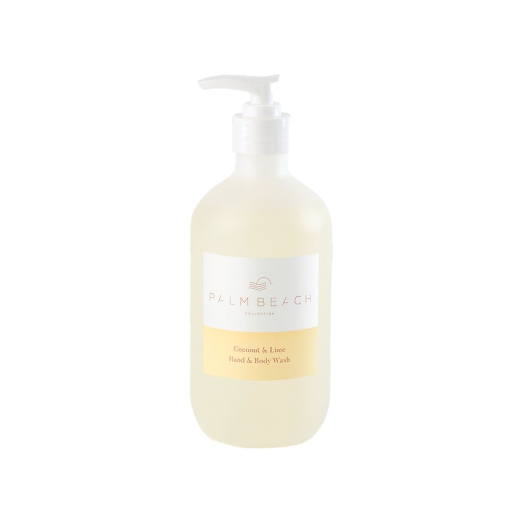Palm Beach Collection - Hand & Body Wash 500ml - Coconut & Lime