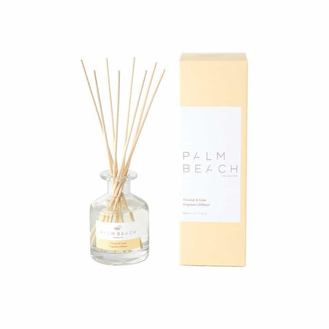 Palm Beach Collection - Mini Fragrance Diffuser 50ml - Coconut & Lime