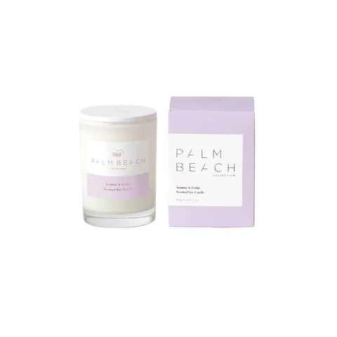 Palm Beach Collection - Mini Scented Soy Candle 90g - Jasmine & Cedar