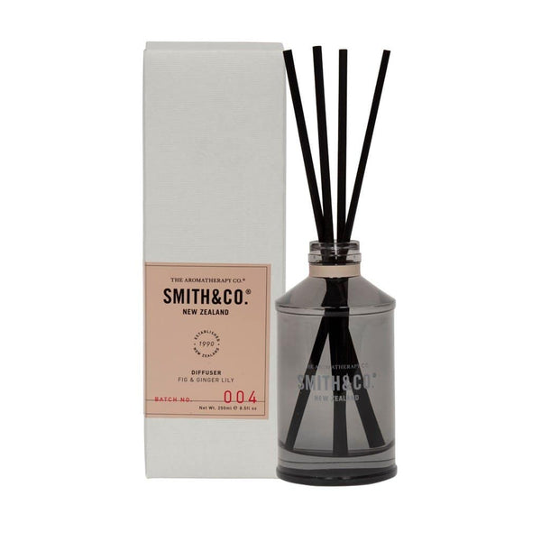 Smith & Co. - Diffuser 250ml - Fig & Ginger Lily