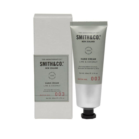 Smith & Co. - Hand Cream 80ml - Lime & Coconut