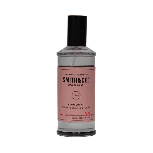 Smith & Co. - Room Spray 100ml - Elderflower & Lychee