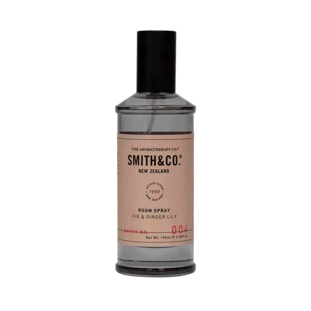 Smith & Co. - Room Spray 100ml - Fig & Ginger Lily