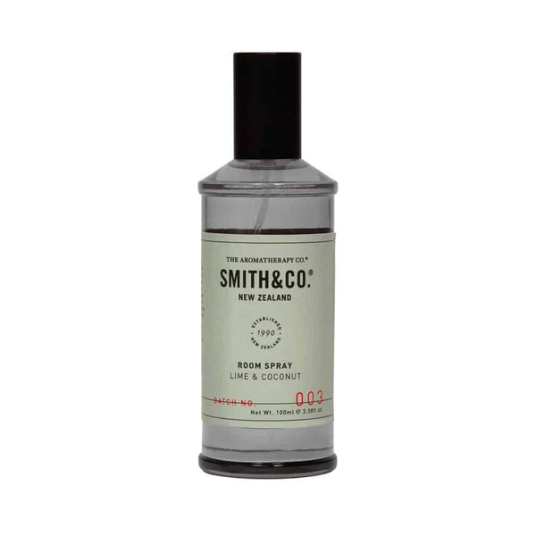 Smith & Co. - Room Spray 100ml - Lime & Coconut
