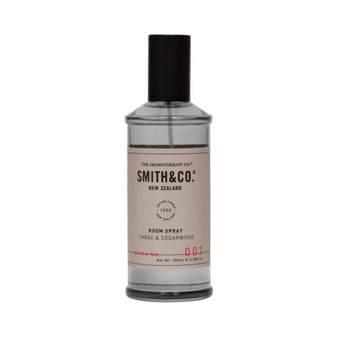 Smith & Co. - Room Spray 100ml - Tabac & Cedarwood