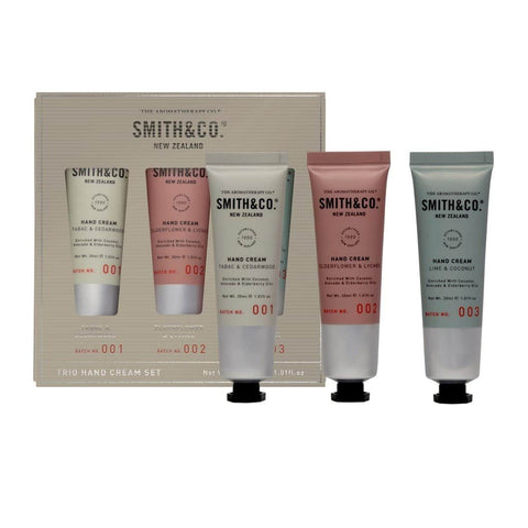 Smith & Co. - Trio Hand Cream Set - 3x30ml