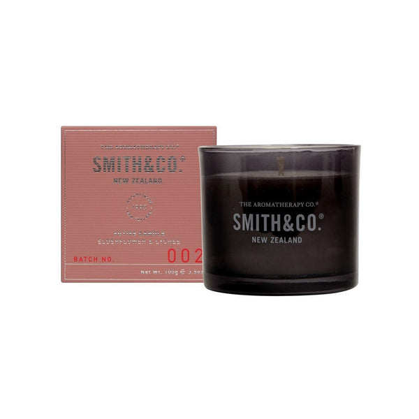 Smith & Co. - Votive Candle 100g - Elderflower & Lychee