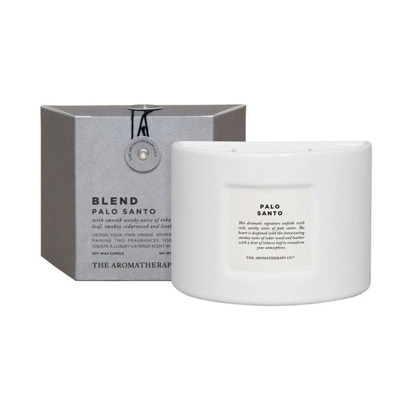 The Aromatherapy Co. - Blend - Soy Wax Candle 280g - Palo Santo