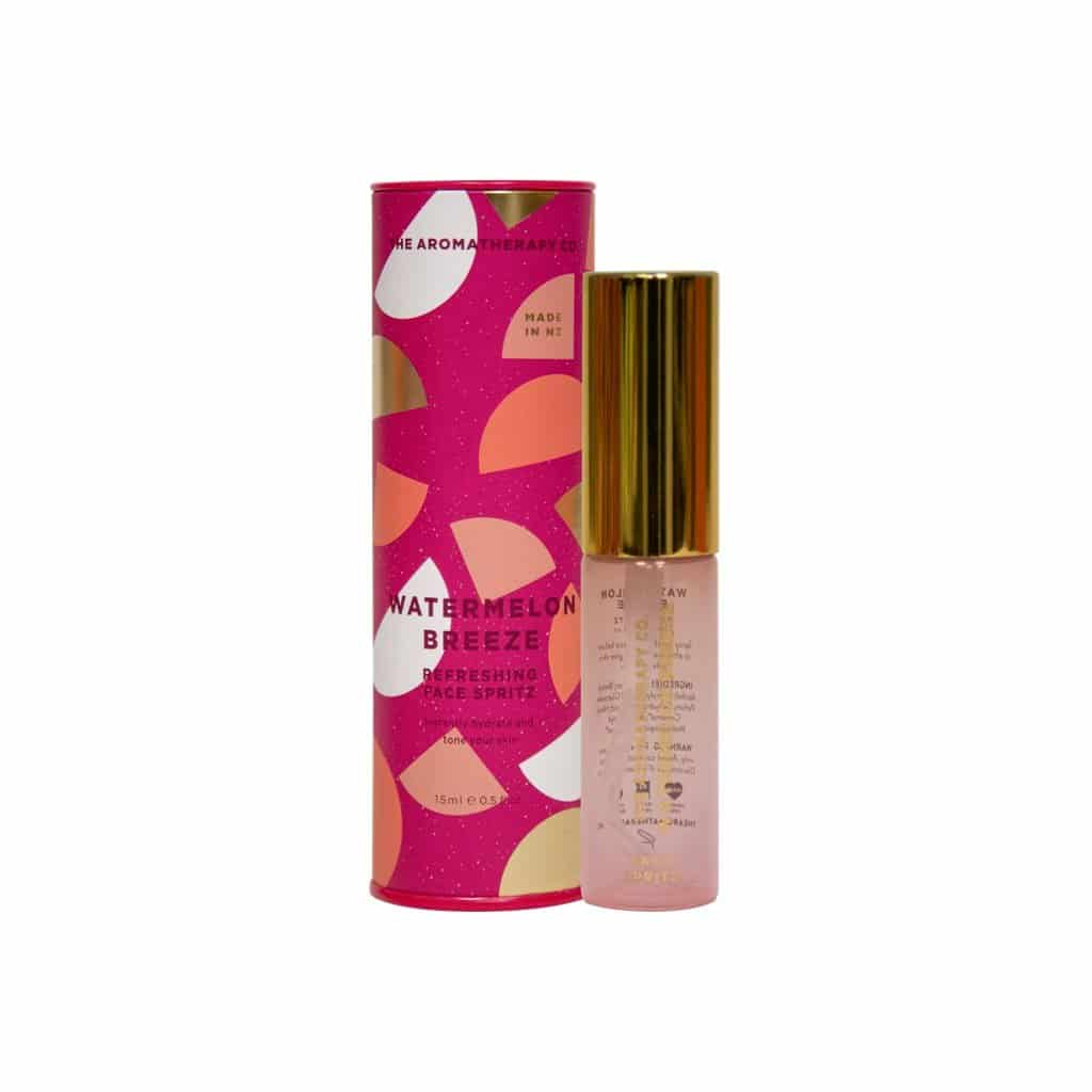 The Aromatherapy Co. - Face Spritz 15ml - Watermelon Breeze