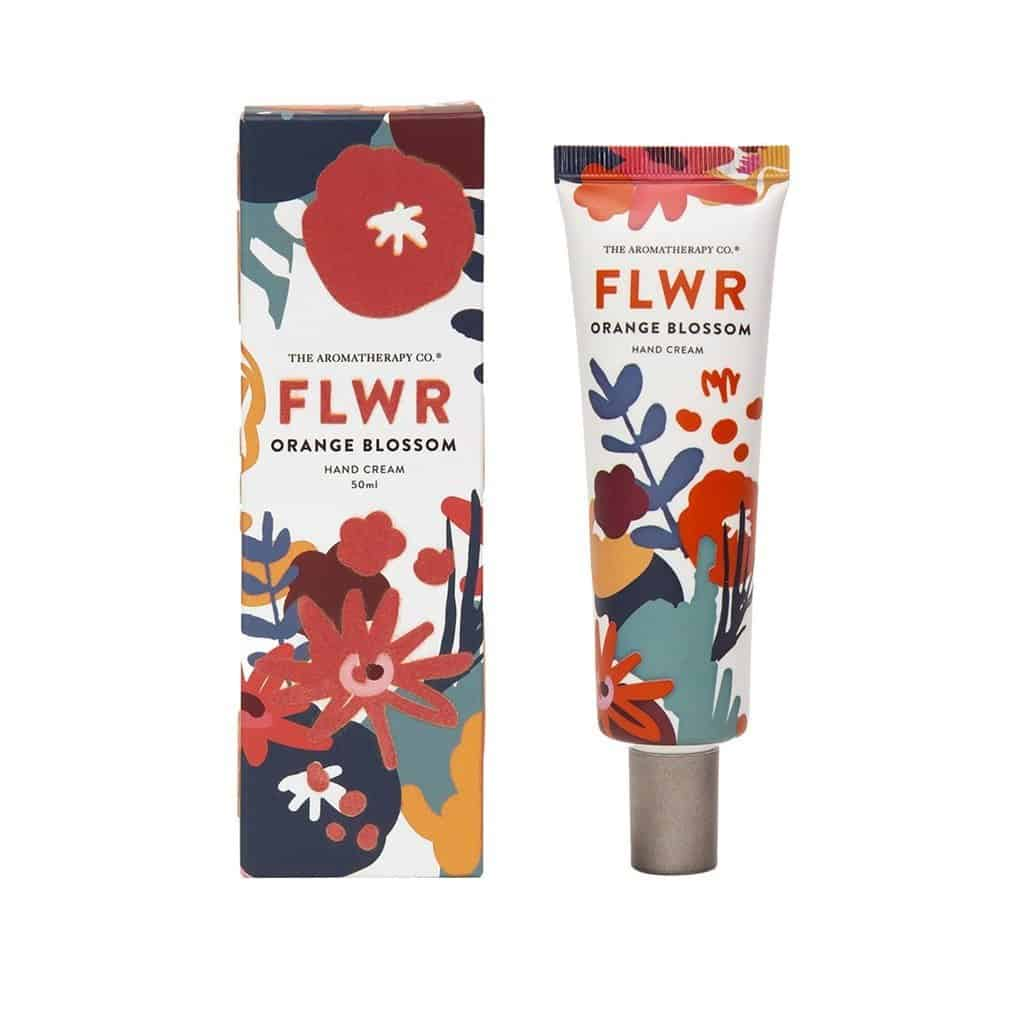 The Aromatherapy Co. - FLWR - Hand Cream 50ml - Orange Blossom