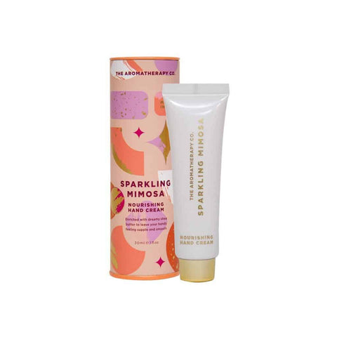 The Aromatherapy Co. - Hand Cream 30ml - Sparkling Mimosa