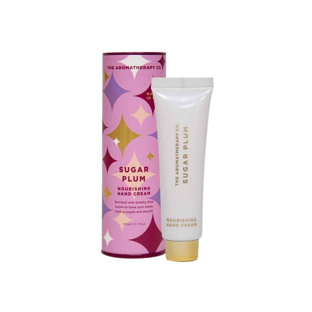 The Aromatherapy Co. - Hand Cream 30ml - Sugar Plum