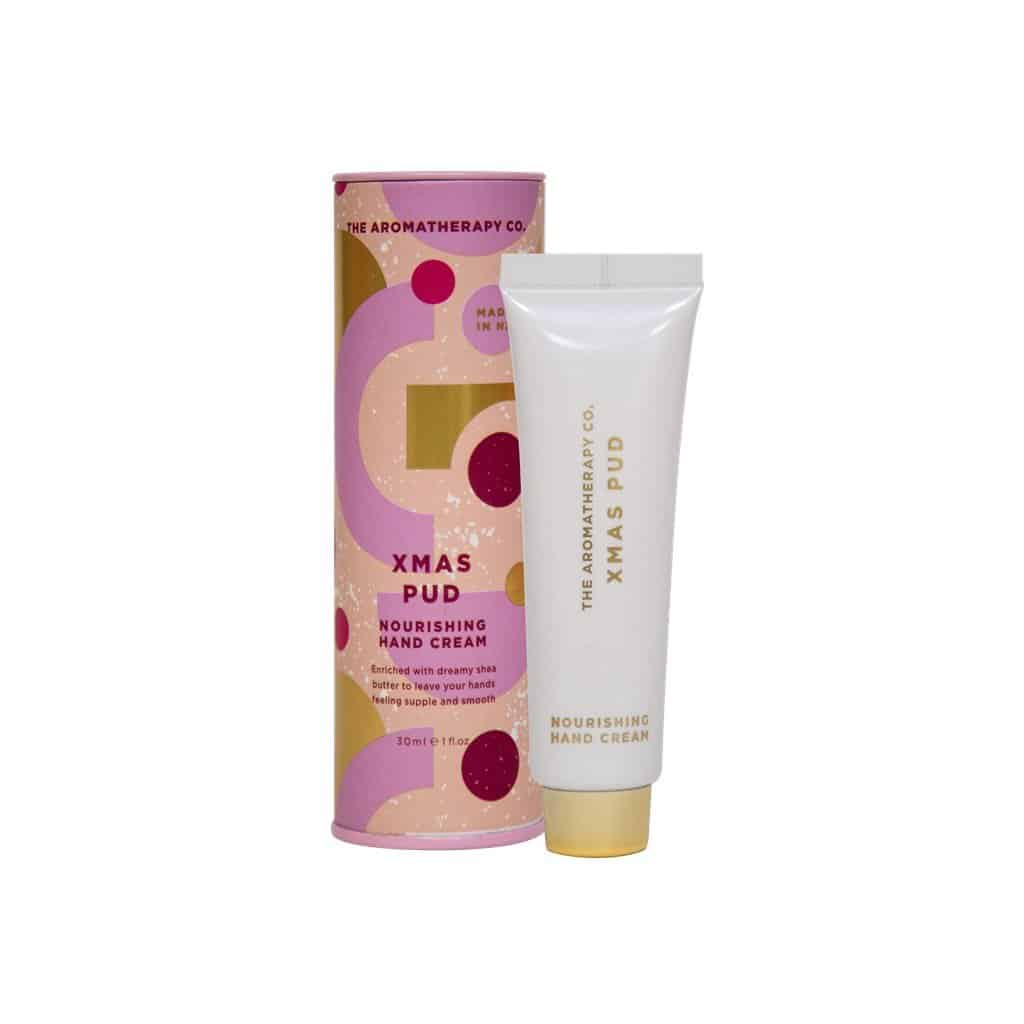 The Aromatherapy Co. - Hand Cream 30ml - Xmas Pud