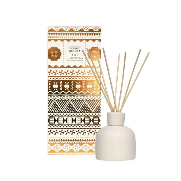 The Aromatherapy Co. - Rachel Hunter's Tour of Beauty - Fiji - Diffuser 150ml - Coconut & Sea Salt