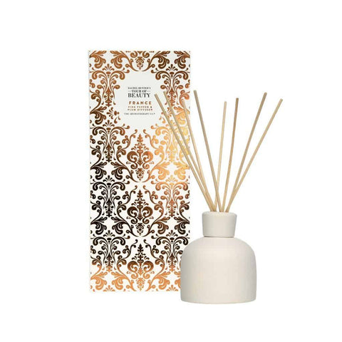 The Aromatherapy Co. - Rachel Hunter's Tour of Beauty - France - Diffuser 150ml - Pink Pepper & Plum
